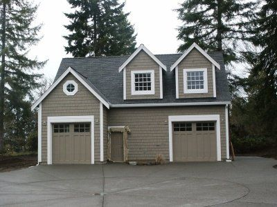 Signature Custom Homes :: Detached Shop, Garage, With Living Quarters