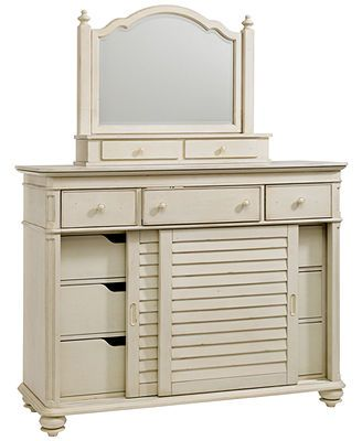 Paula Deen Dresser Steel Magnolia 46 H X 58
