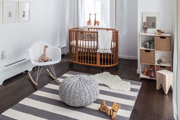 New yorkse babykamer met dierenthema woonguide babykamer