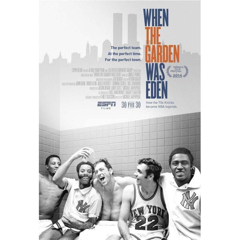 Espn Films 30 For 30: When The Garden Was Eden DVD, Team