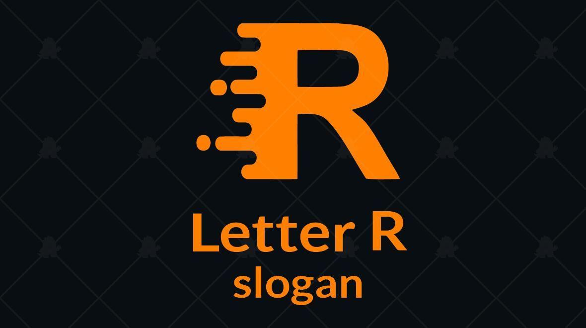 Letter r logo wordpress theme and logo for sales pinterest letter r logo spiritdancerdesigns Gallery