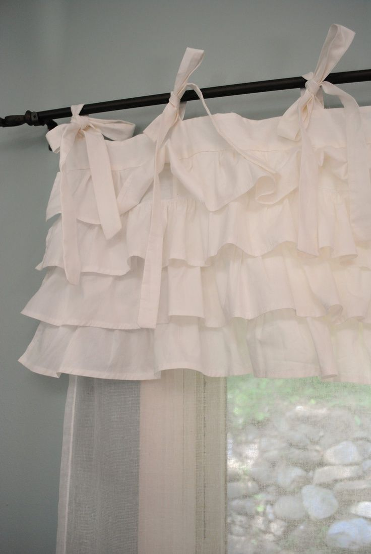 Shabby chic bedroom curtain ideas for the home in pinterest