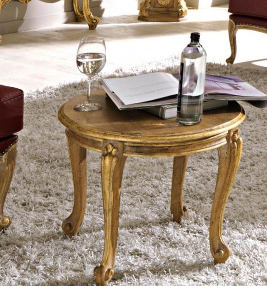 paris collection gold leaf side table shown here finished in an rh pinterest com
