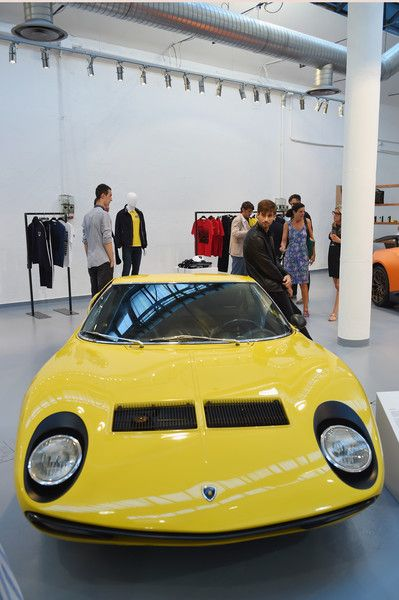 2018 lamborghini italy. plain 2018 atmosphere during lamborghini cocktail as part of milan menu0027s fashion week  springsummer 2018 on intended lamborghini italy