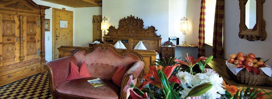 Schlosshotel Rosenegg in Tirol Castle hotel Rosenegg in Tyrol Hotel castello in Tirolo