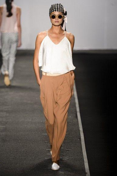 Andrea Marques Spring/Summer 2014