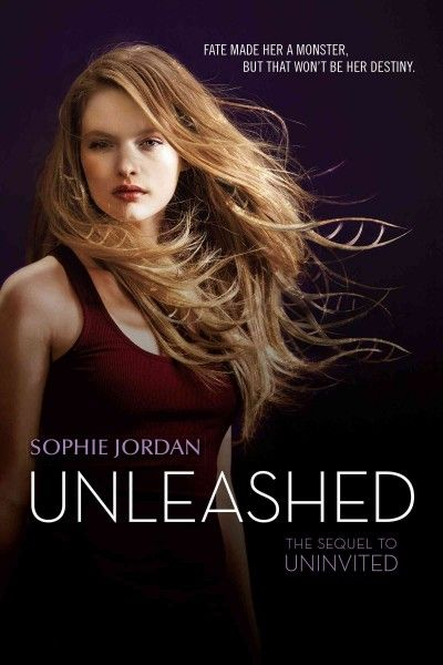 """Unleashed,"" the second in Sophie Jordan's ""Uninvited"" series, is out today! Download it now from Axis 360."