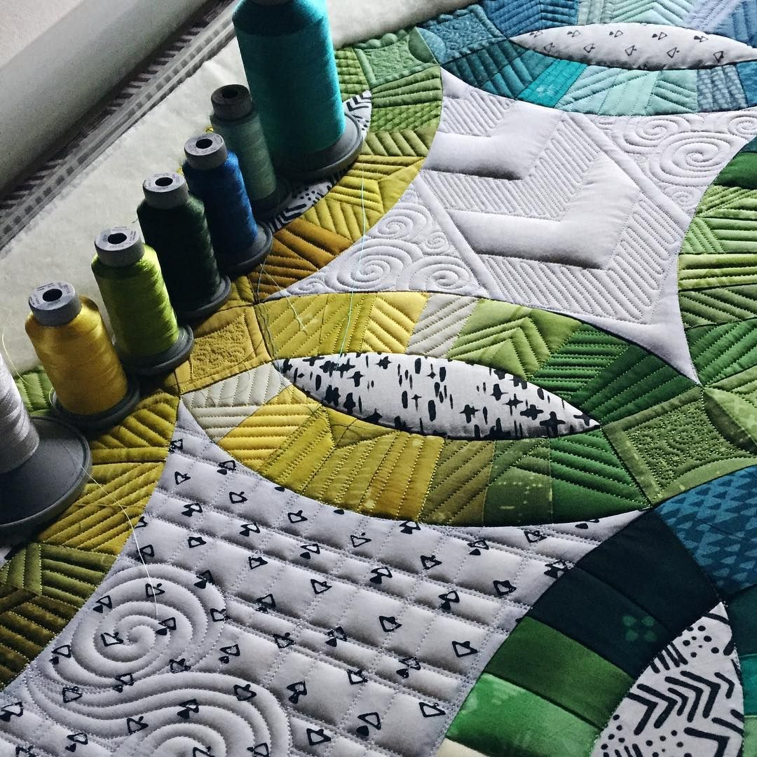 8 inspiring APQS quilters to follow on Instagram | APQS