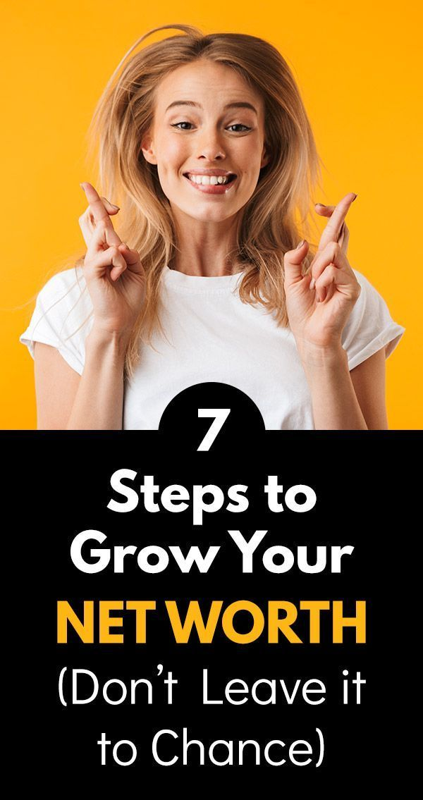 7 Steps to Grow Your Net Worth #financenestegg Want to grow your net worth and achieve financial freedom? This article lays out 7 steps that you can follow to increase wealth in your pursuit of financial independence. Whether you want to retire early or simply get better control of your finances, follow these steps to build a nestegg of money for you and your family. #networth #fire #retire #money #personalfinance #financenestegg