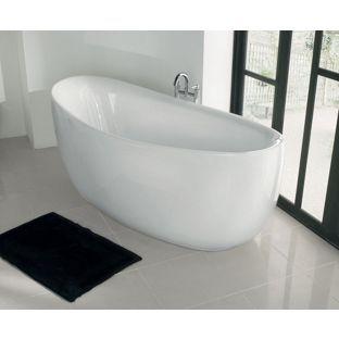 Bathroom Sinks Homebase organic bath from homebase.co.uk - £799 | bathroom | pinterest