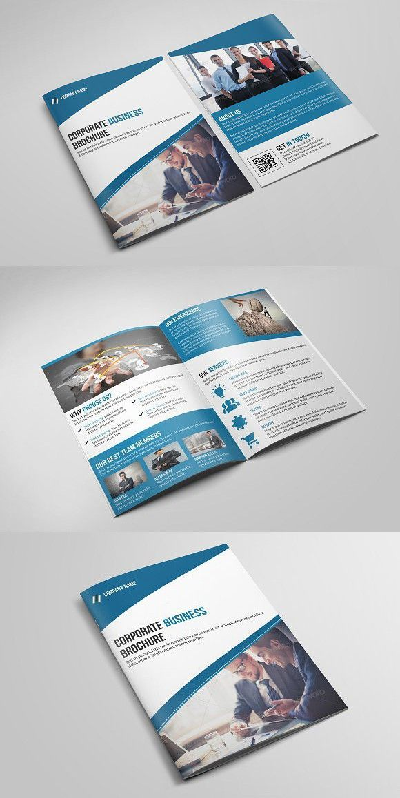 Corporate brochure templates free download content pdf vector also  premium design rh pinterest