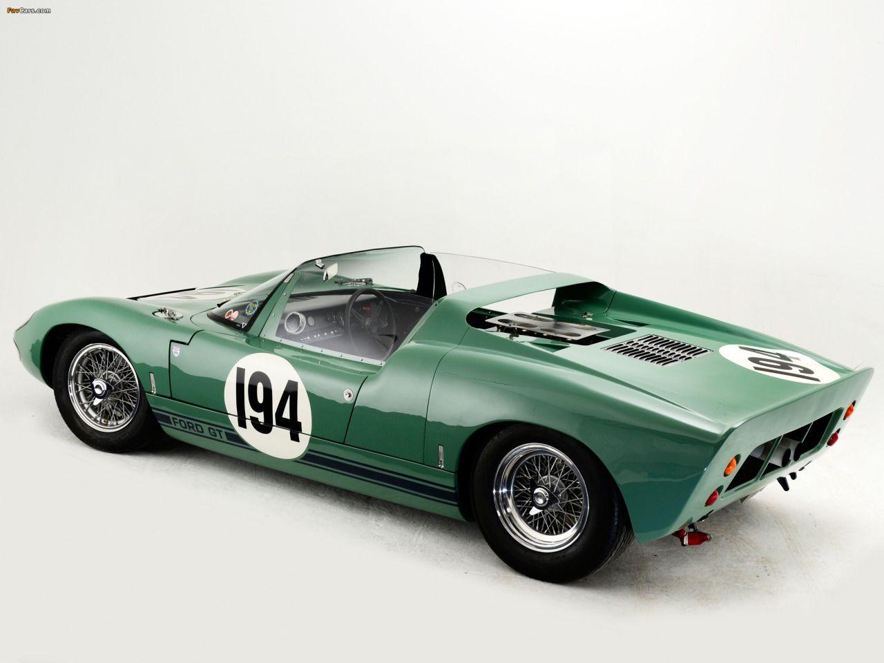 Carsinstudio Ford Gt Roadster Prototype