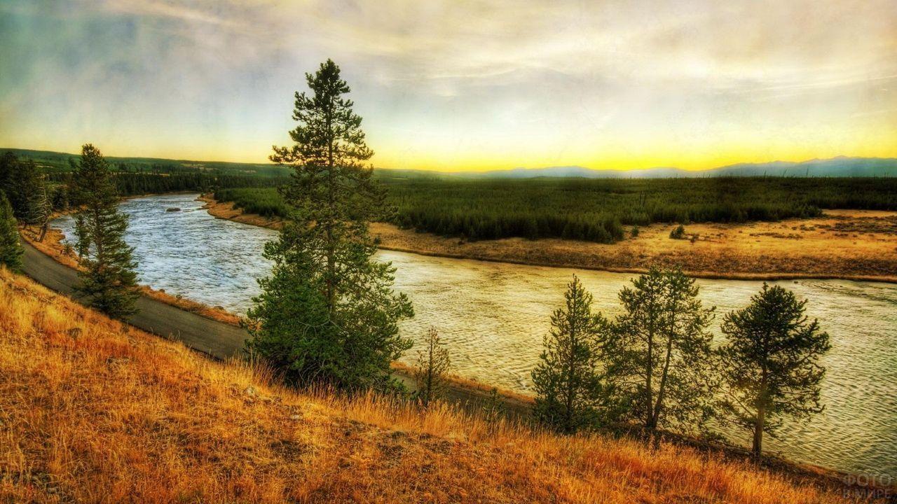Фото реки в 2020 г | Природа, Фотографии природы, Водопады