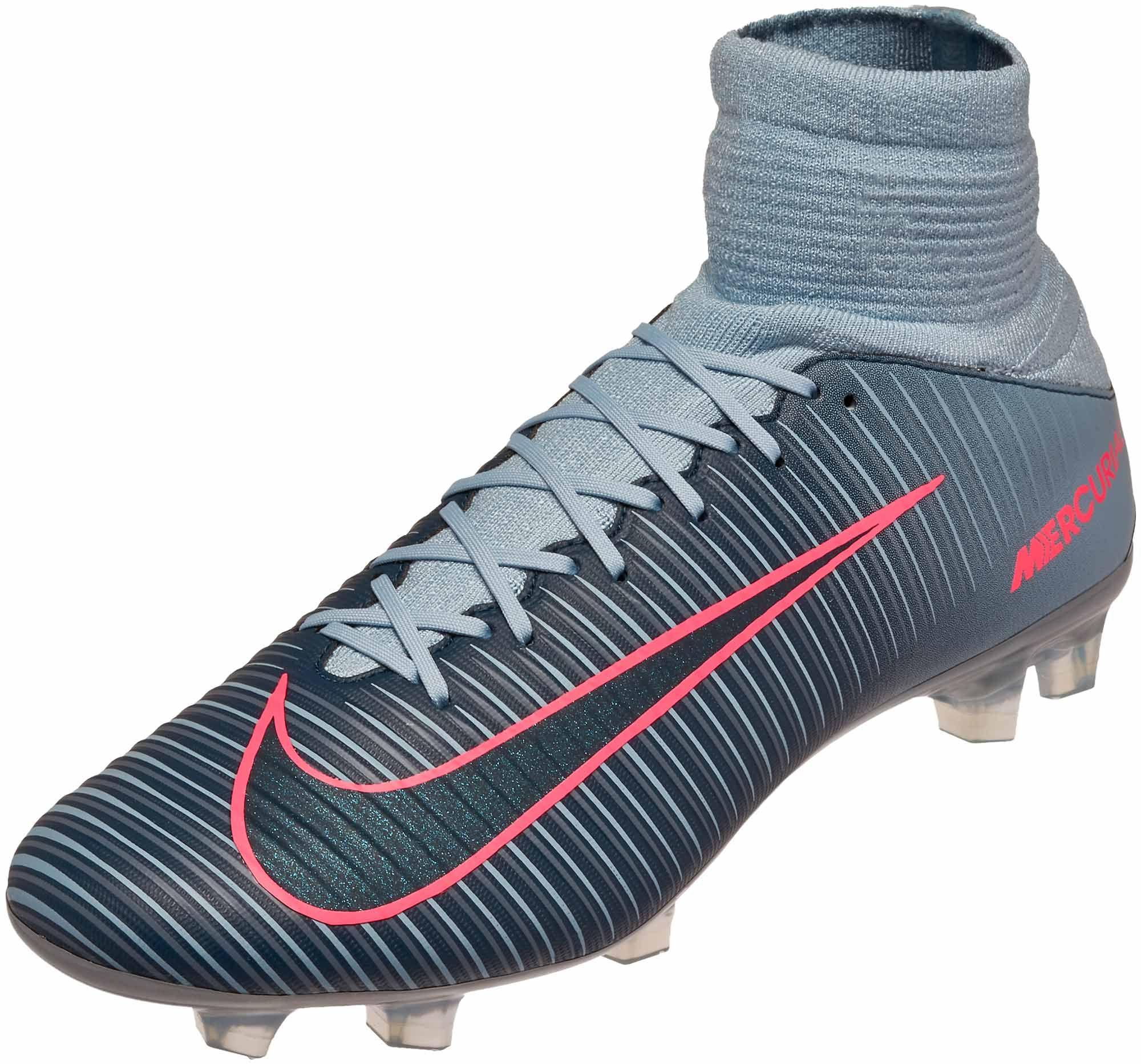 Nike Mercurial Veloce III DF FG Soccer Cleats - SoccerPro.com