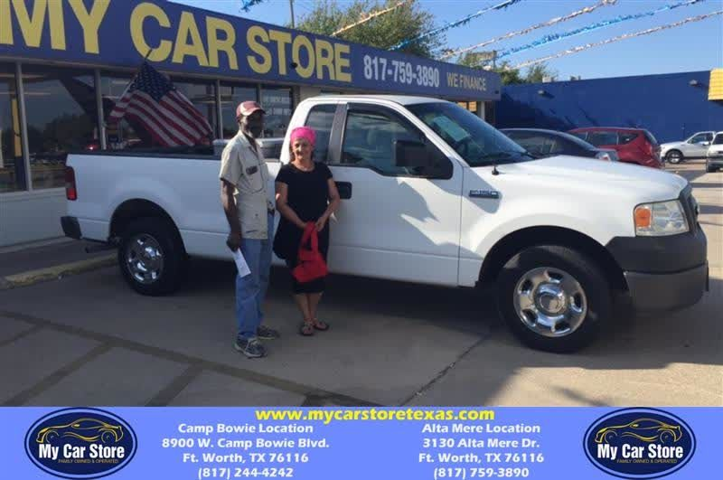 Congratulations Hanka On Your Ford F 150 From Lafayette Brown At