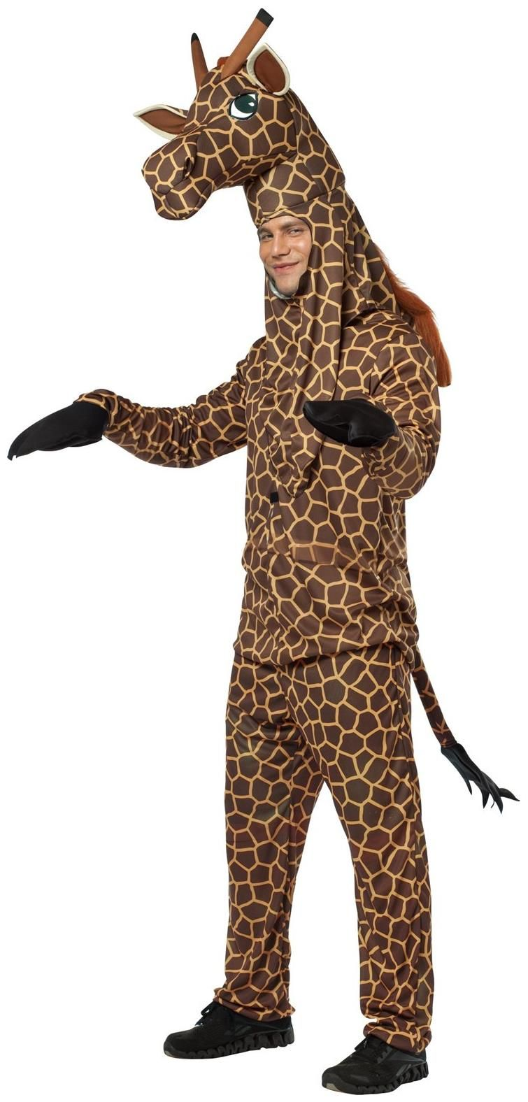 Giraffe Adult Costume #halloween #costumes #halloweencostume #mencostume #adultcostume