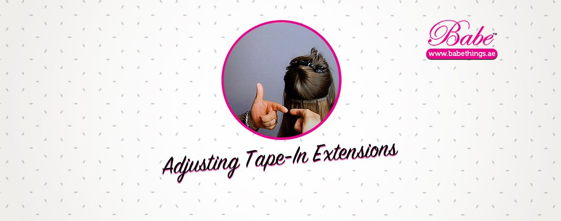 Babe Tape In Hair Extensions Hair Extensions Dubai Uae Visit Our