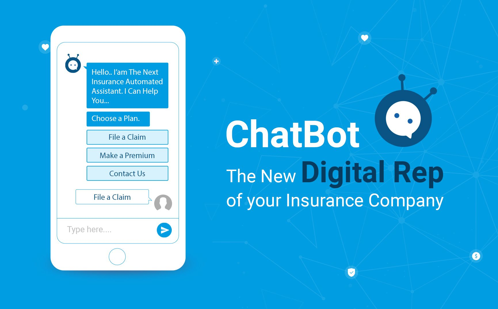 Insurance Chatbots Chatbot Insurance Industry Business Insurance
