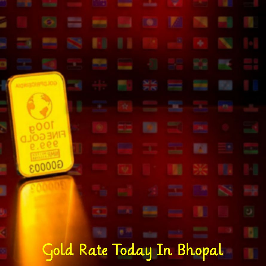 22k Gold Rate Today In Bhopal In 2020 Gold Rate 22k Gold Gold Price