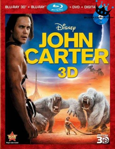 john carter (2012) bluray 1080p
