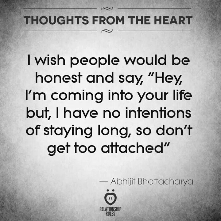 Complete Honesty Would Be Nice Unfortunately Most People Cant Even