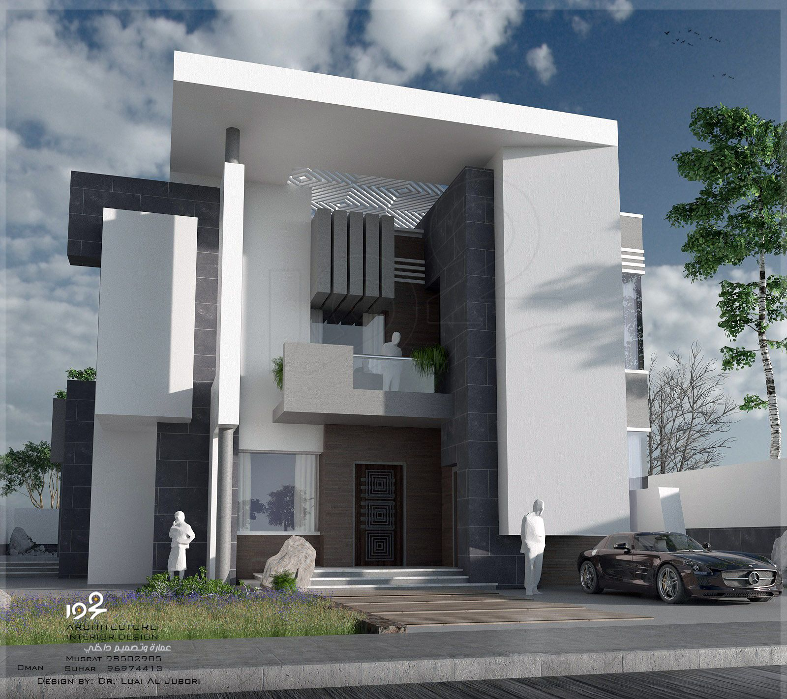 Ultra Modern Home Exteria: Pin By Sushma Solanki On Architecture In 2019