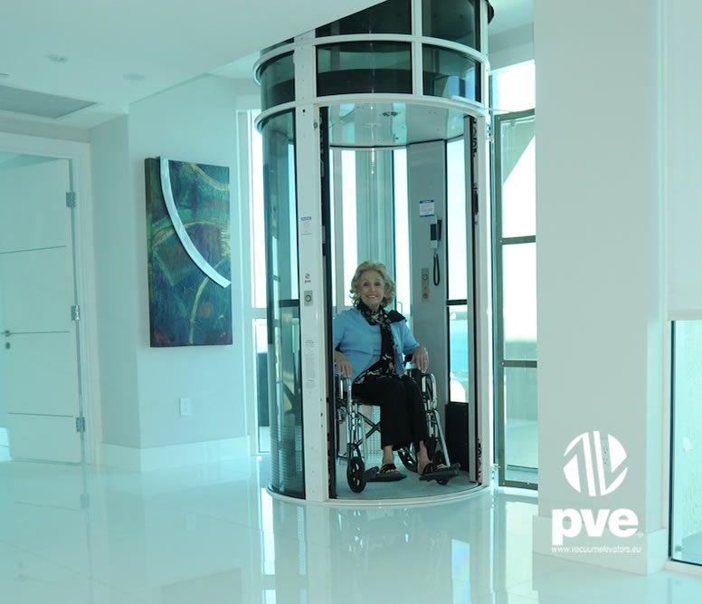 Elevadores para minusv lidos elevadores para for Sillas ascensores para escaleras precios