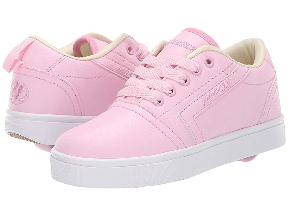 new style ae30b f5534 Heelys GR8 Pro (Little Kid Big Kid Adult) (Light Pink