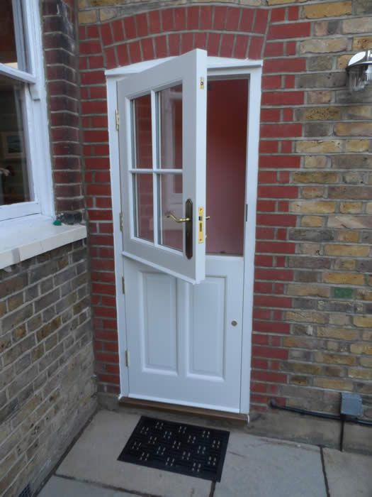 Merveilleux Heritage White Outward Opening Stable Door By Merrin Joinery #stable #door