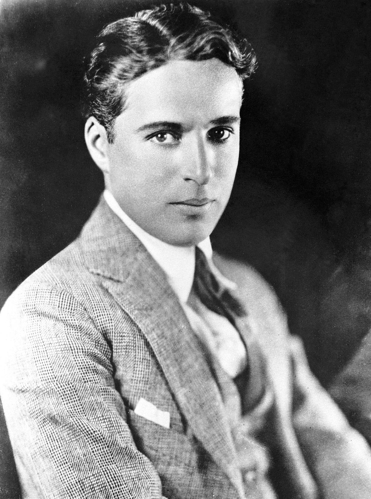 Charlie Chaplin was a ...