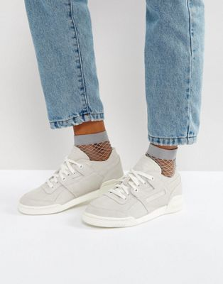 896495014 Reebok Classic Workout Decon Sneakers In Off White | Fashion in 2019 ...