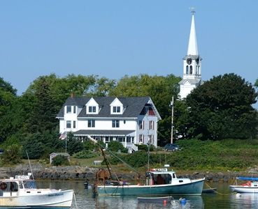 Jonesport, Maine places i've seen. Harbor house, Maine