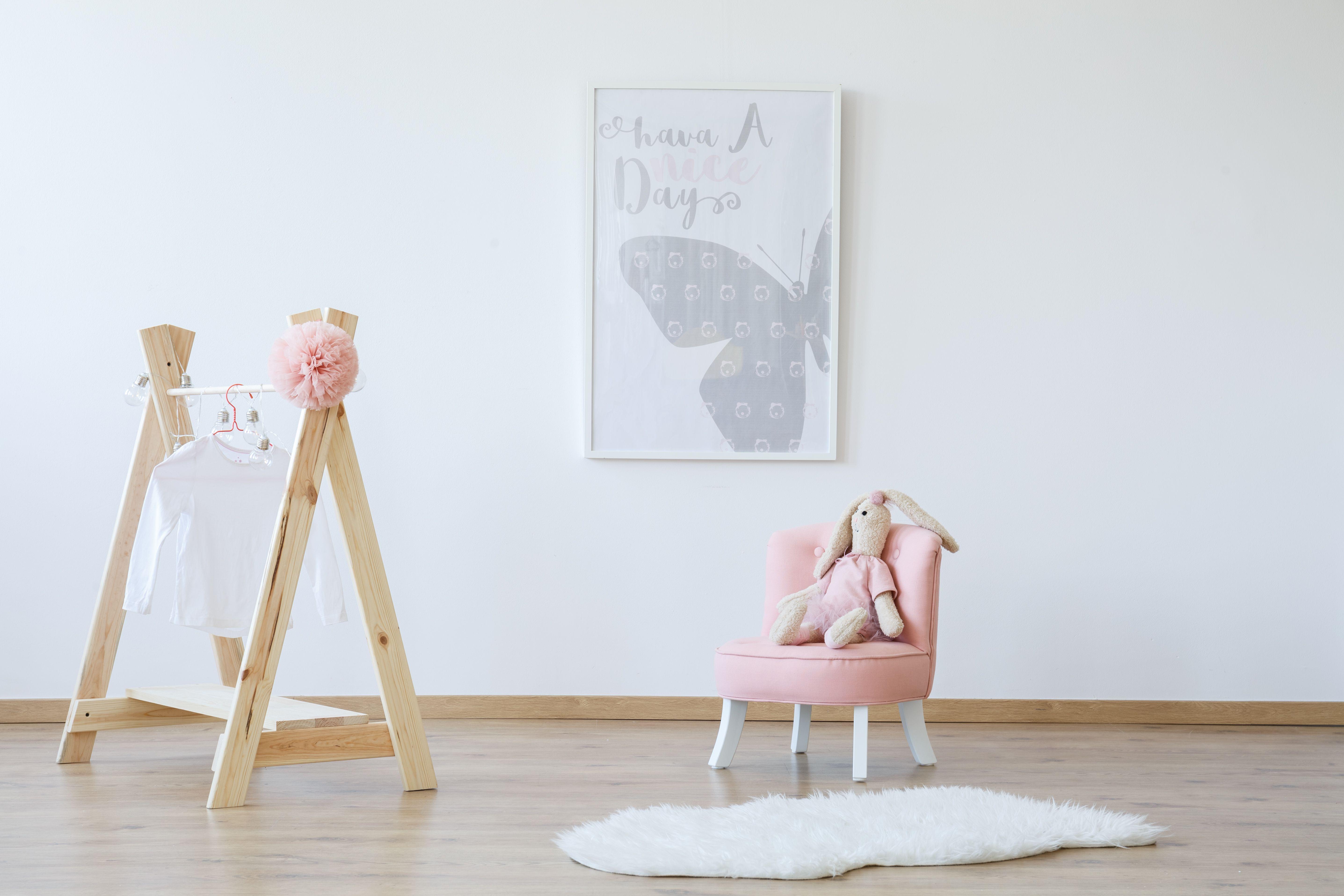 Tremendous Chair For Children Nursery Children Furniture Child Stool Theyellowbook Wood Chair Design Ideas Theyellowbookinfo