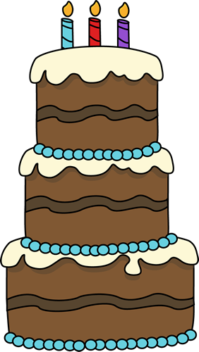Birthday Cake Drawing Big Birthday Cake Clip Art Image ...