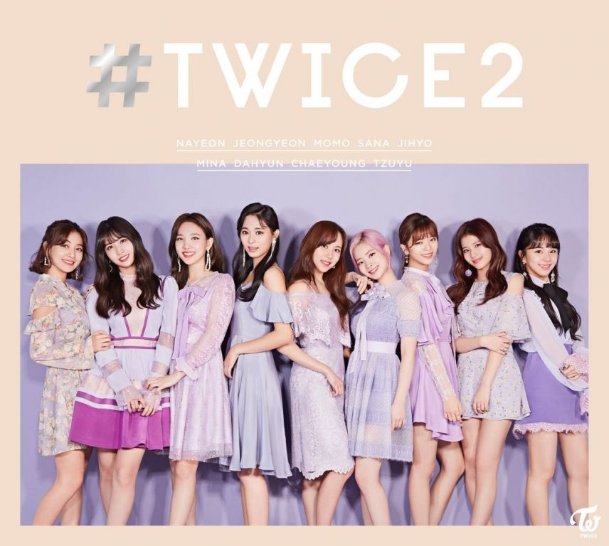Ask K Pop Twice Has Broken The Record For K Pop Girl Groups With Their First Day Sales On Oricon Nayeon Twice Looks
