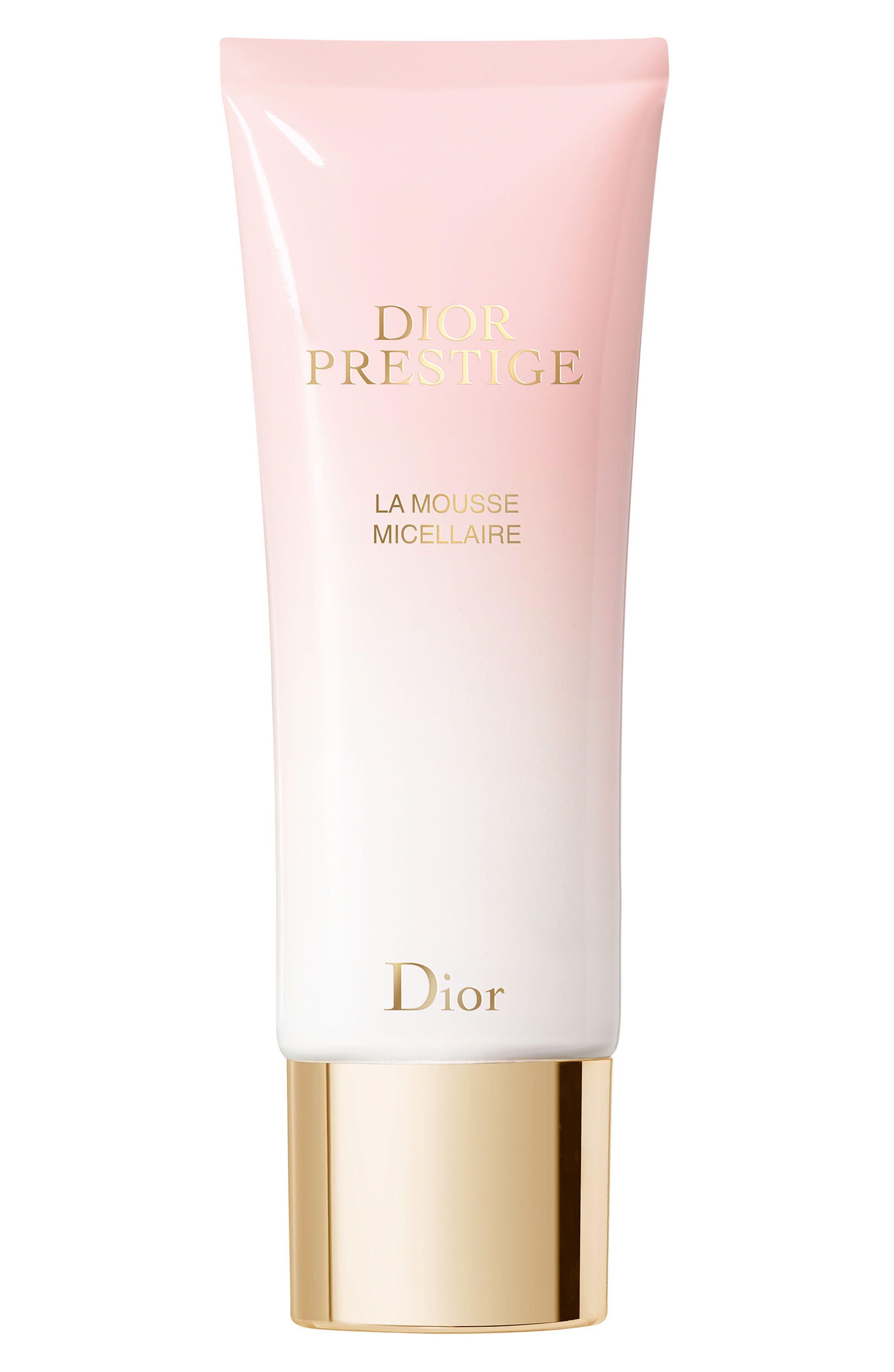 Dior Prestige La Mousse Micellaire Rose Whipped Mousse Cleanser Nordstrom Produtos De Beleza Maquiagem Beleza