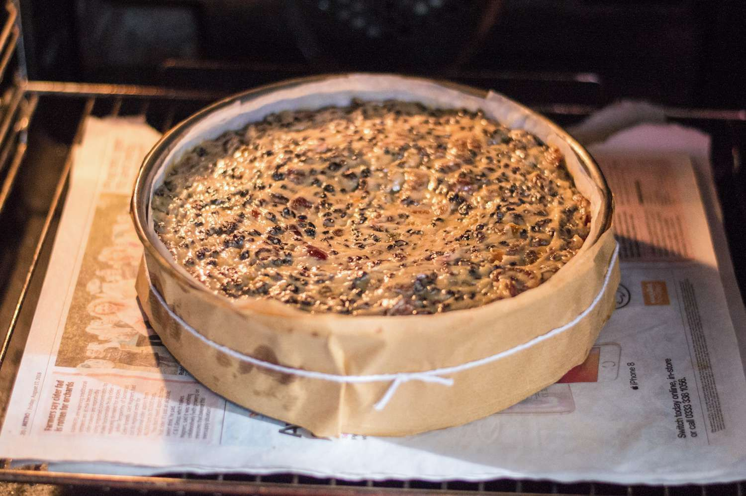 British Christmas Cake.A Time Tested Recipe To Make The Perfect Christmas Cake