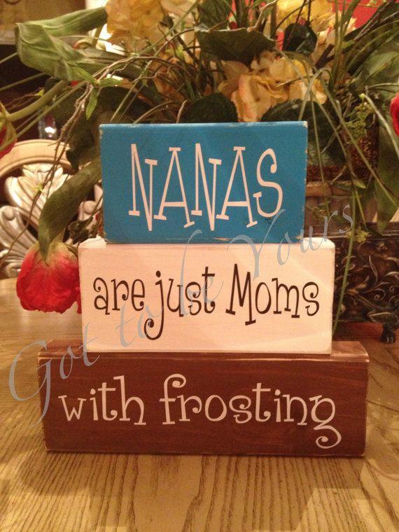 Diy christmas gift for nana