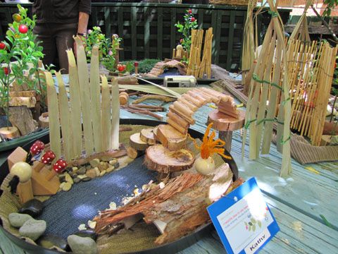 Irresistible Ideas for play based learning » miniature playscape