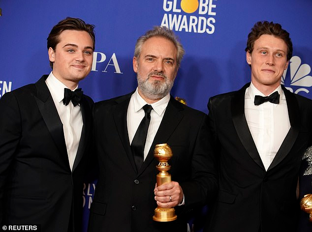 Golden Globes 2020: 1917 wins Best Motion Picture - Drama ...