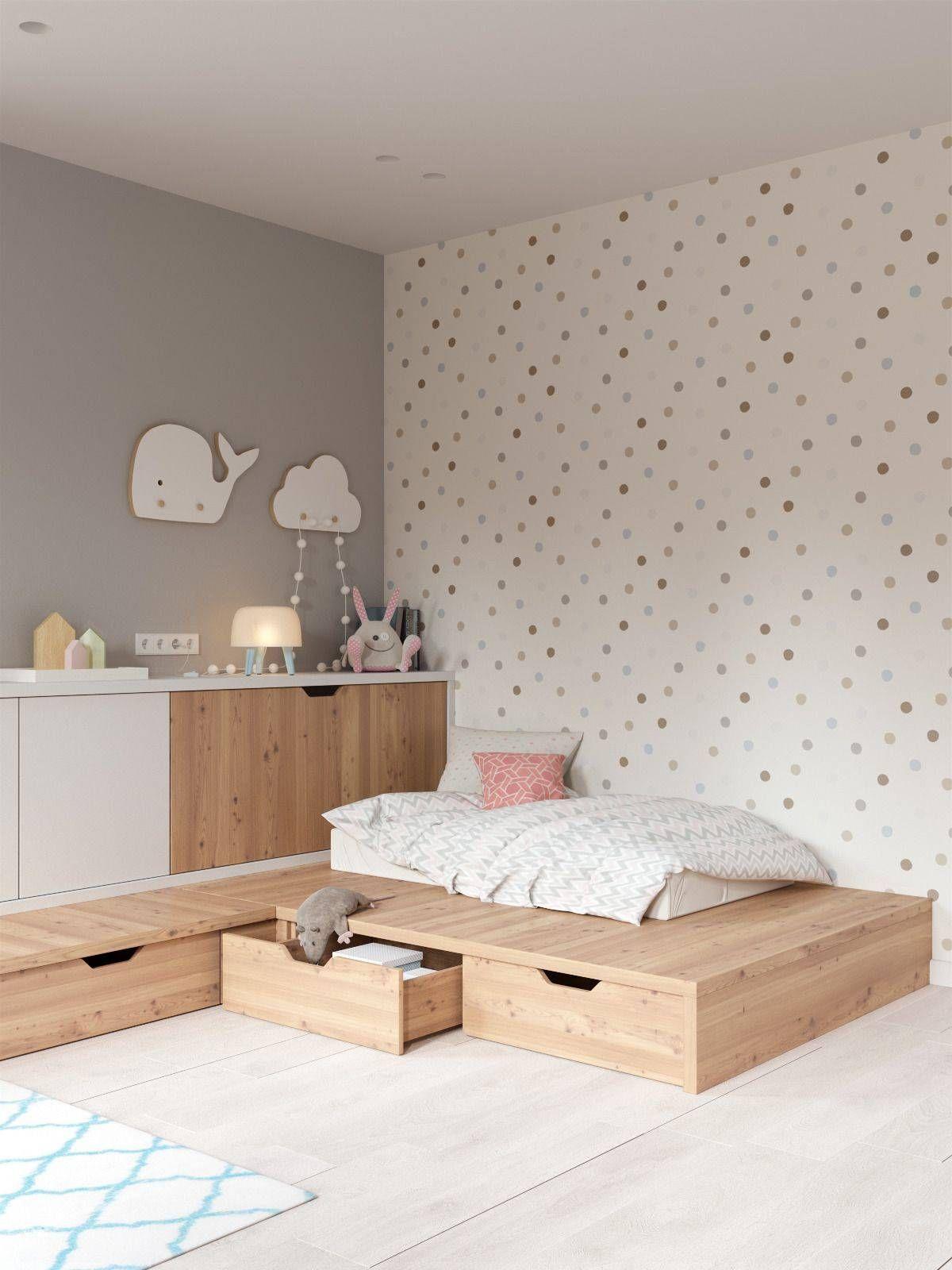 Habitaciones Montessori: claves decorativas