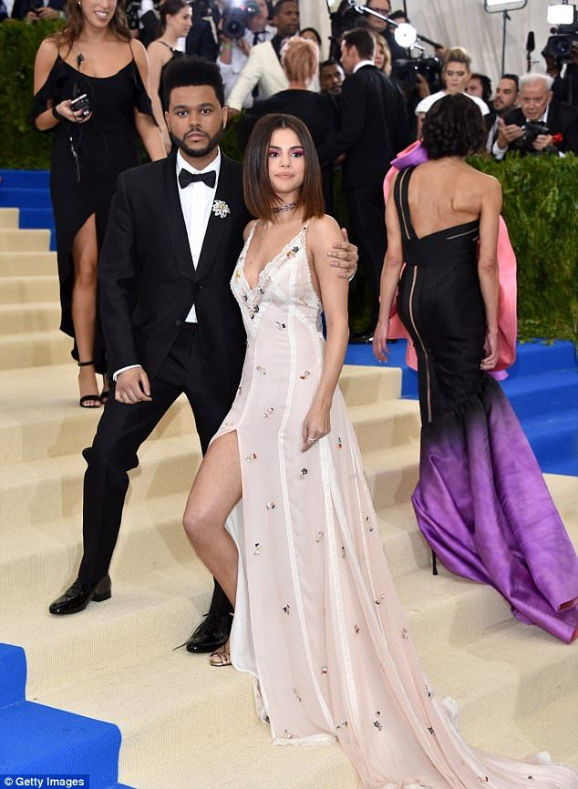 d37778a7a Selena Gomez s mom gives new boyfriend The Weeknd her approval ...
