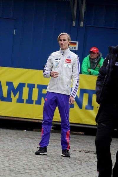 Daniel Andre Tande Ski Jumping Ski Jumper Skiing