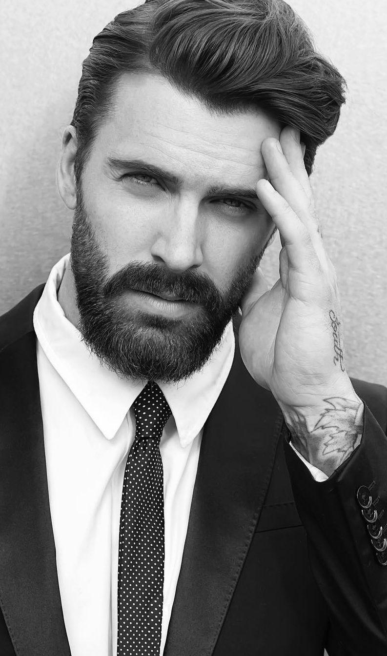 Photo of 18 Bartstile Männer sollten versuchen, die gekämmte Rückenfrisur zu ergänzen