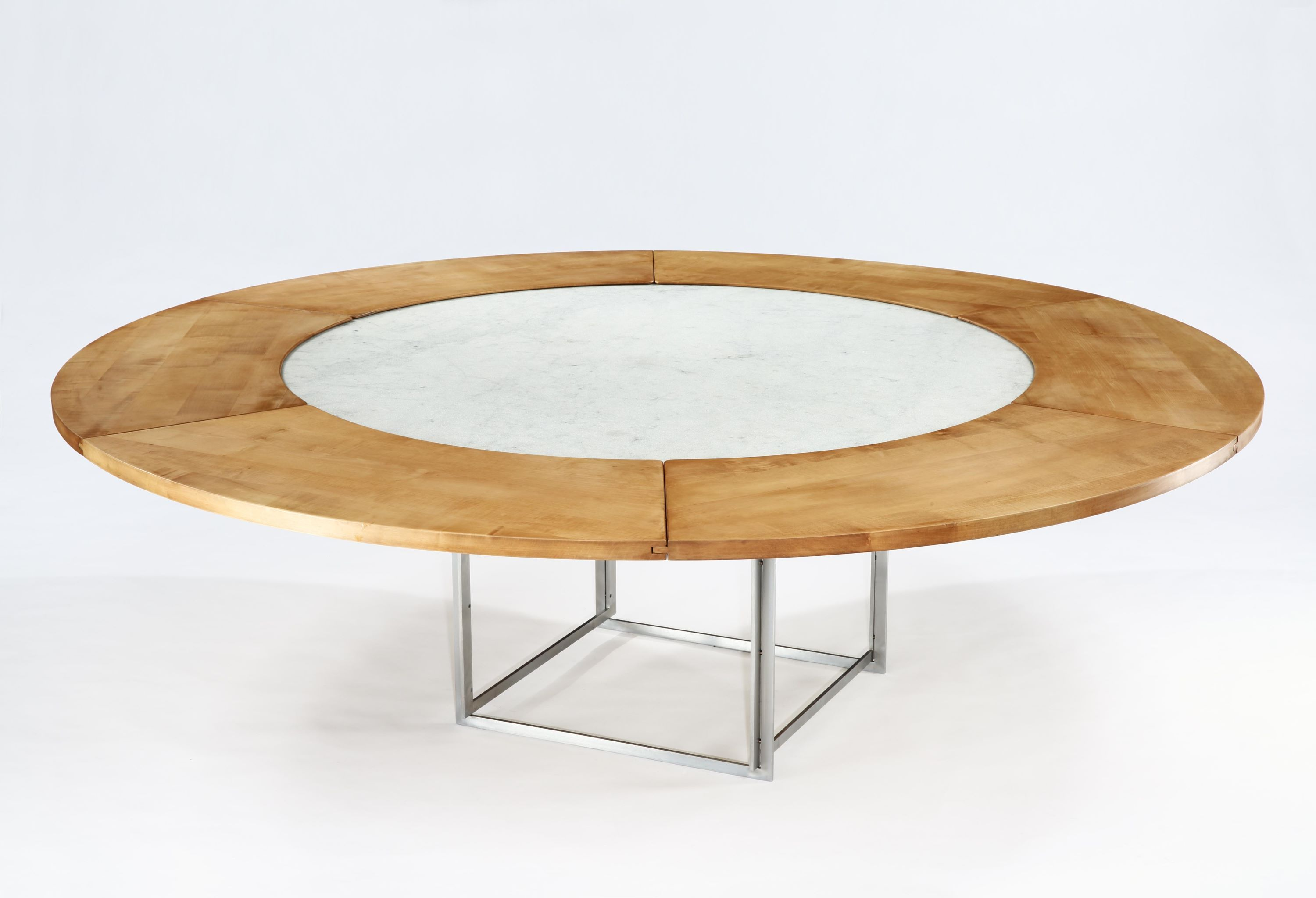The PK-54 Dining Table by Poul Kjærholm | Rose Uniacke