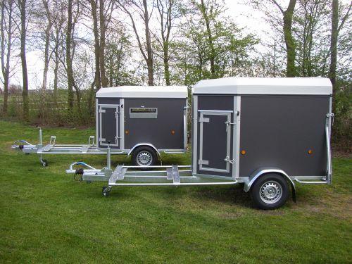 Marsman Trailerbouw Ponytrailer Verlengde Dissel Horse Trailers Truck Mechanic Recreational Vehicles