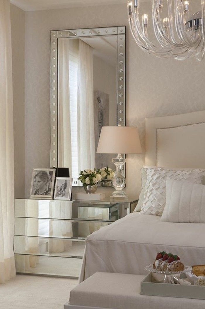 Schlafzimmer dekorieren: Gestalten Sie Ihre Wohlfühloase | Weißes ...