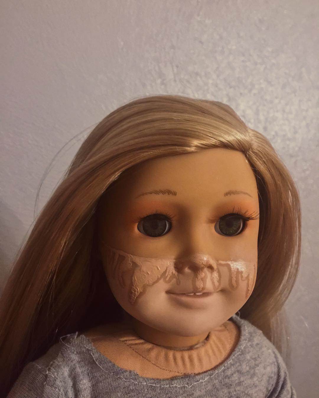 Custom American Girl Doll by Jack Dolls Custom american