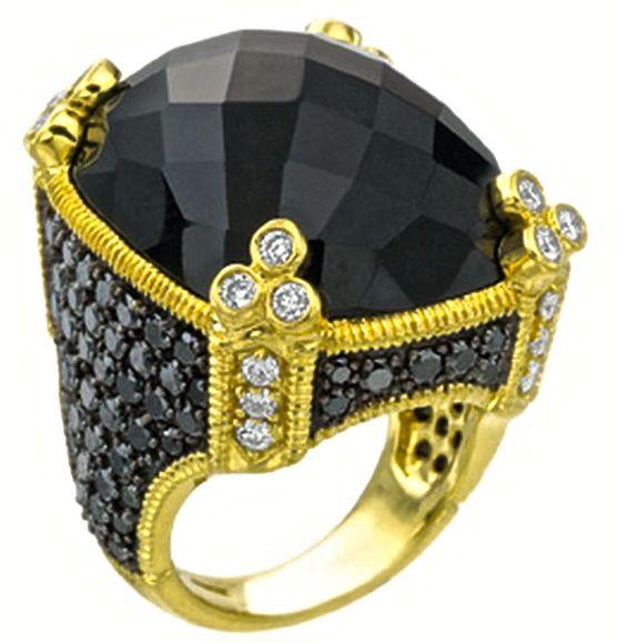 Judith Ripka Cushion Ring
