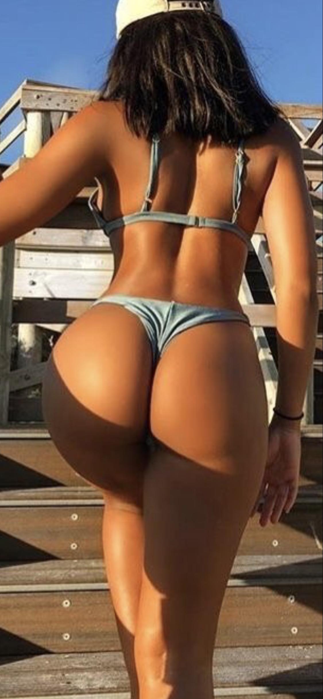 Anthonydemone Hollywood Divas Pin Up Girls Thong Bikini Curvy Booty Queens
